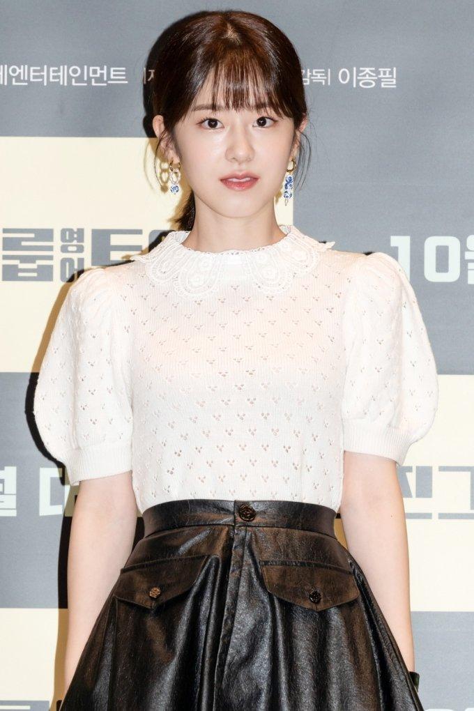 배우 박혜수/사진제공=롯데엔터테인먼트