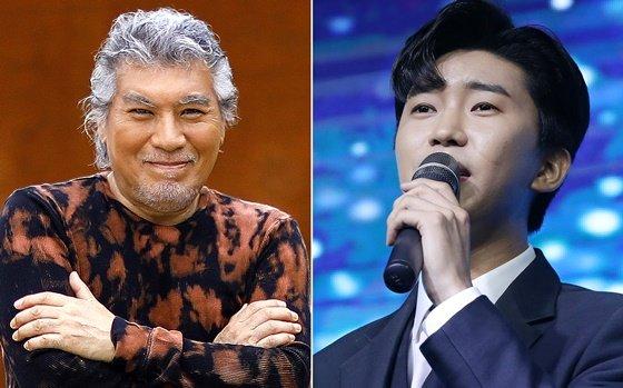 가수 나훈아(왼쪽), 임영웅./사진=예아라, 머니투데이DB
