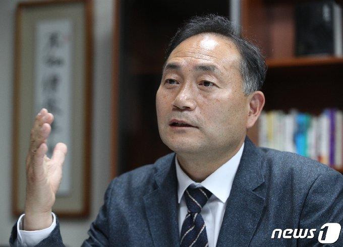 김원이 더불어민주당 의원(전남 목포). /뉴스1 © News1 신웅수 기자
