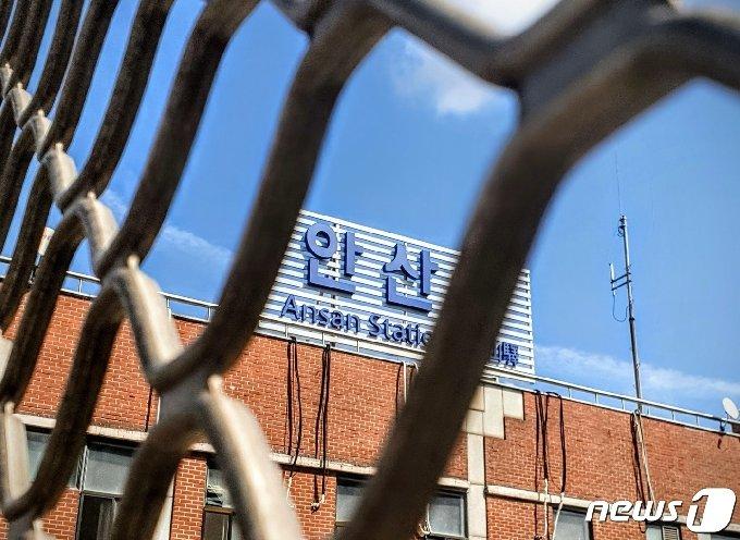 경기 안산 단원구 원곡동 안산역 모습 2020.9.28/뉴스1 © News1 황덕현 기자