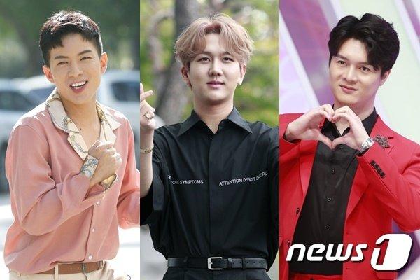 나태주 김수찬 신인선(왼쪽부터) © 뉴스1