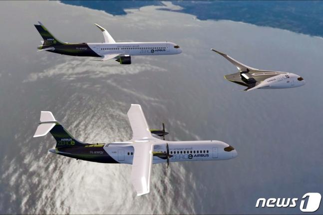 2035년까지 수소비행기 하늘난다…한국은?
