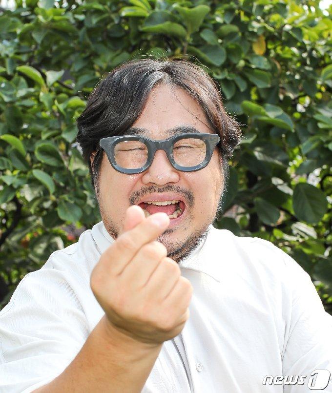 JTBC '1호가 될 순 없어'에 출연 중인 개그맨 강재준/뉴스1 © News1 김진환 기자