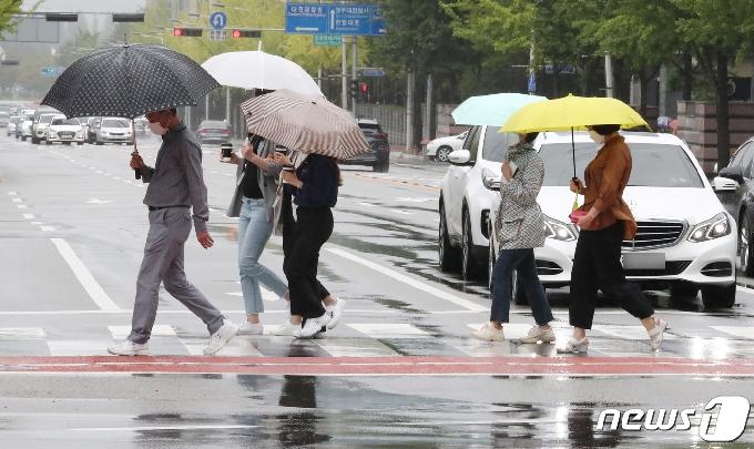[오늘의 날씨]대전·충남(2일, 금)… 충남 북부 5㎜ 내외 비