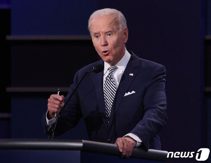 조 바이든 민주당 대선 후보. © AFP=뉴스1