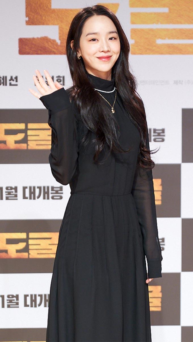 배우 신혜선/사진제공=호호호비치