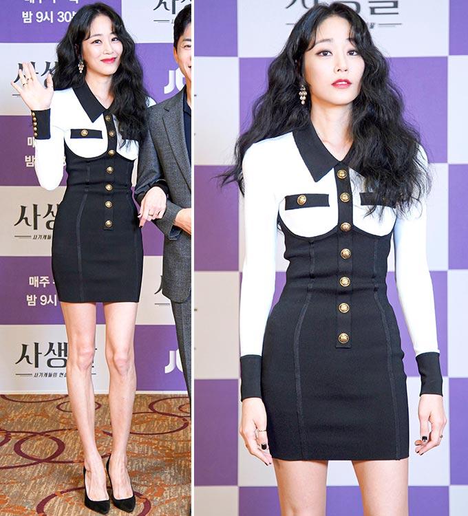 배우 김효진/사진제공=JTBC