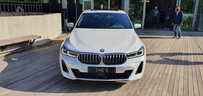 BMW 뉴 6시리즈 정면