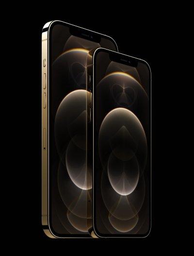 아이폰12 프로와 프로 맥스 /사진=애플