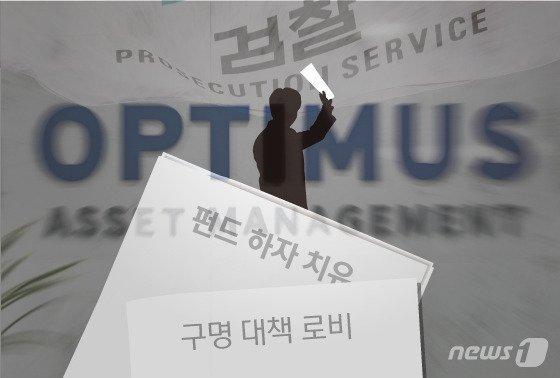 옵티머스 문건 © News1 김일환 디자이너