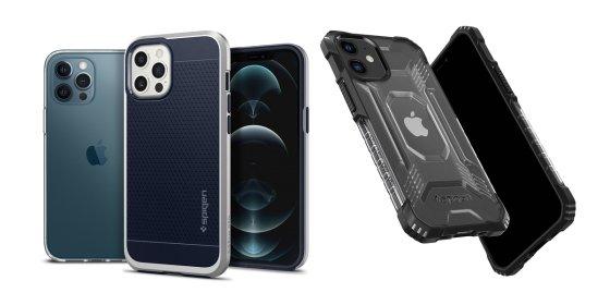 슈피겐, 아이폰 고유 디자인 살린 아이폰12 전용 케이스 출시