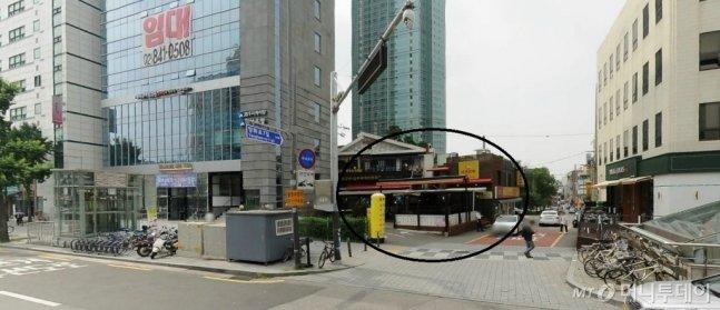 손예진이 2015년 매입 후 2018년 매각한 서울 마포구 서교동 소재 꼬마빌딩./사진=다음 로드뷰