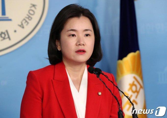 신보라 전 자유한국당(현 국민의힘) 의원./사진=뉴스1