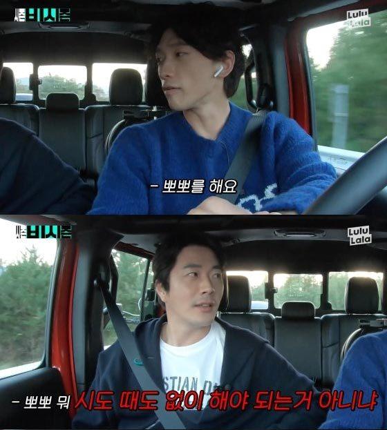 가수 비, 배우 권상우/사진='시즌비시즌' 유튜브 영상 캡처