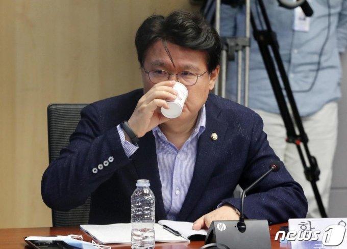 황운하 더불어민주당 의원. /사진=뉴스1