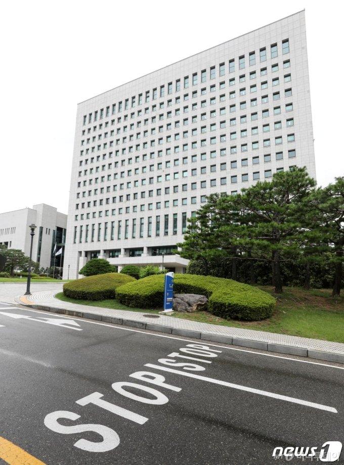 서울 서초구 대검찰청의 모습/사진=뉴스1