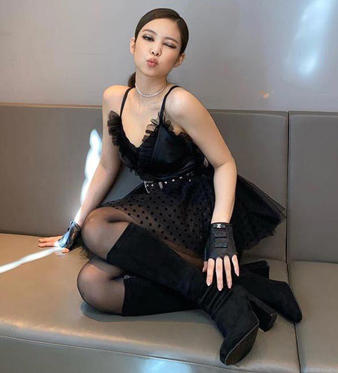 그룹 블랙핑크 제니/사진=제니 인스타그램