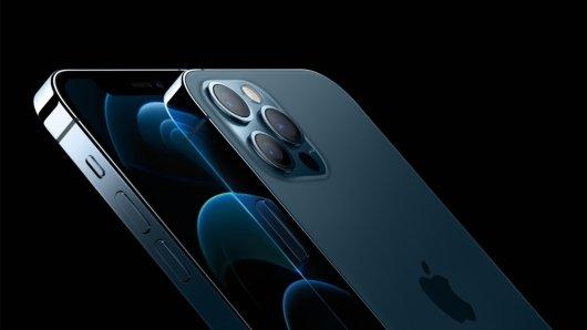 아이폰12 프로와 12 프로 맥스 /사진=애플