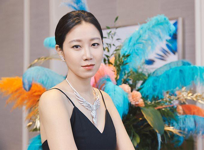 배우 공효진/사진제공=피아제(PIAGET)