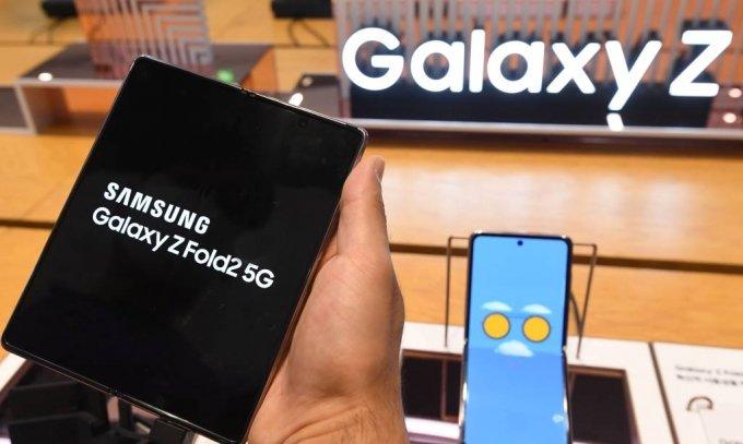 삼성전자 갤럭시Z 폴드2와 갤럭시Z 플립 5G. /사진=머니S