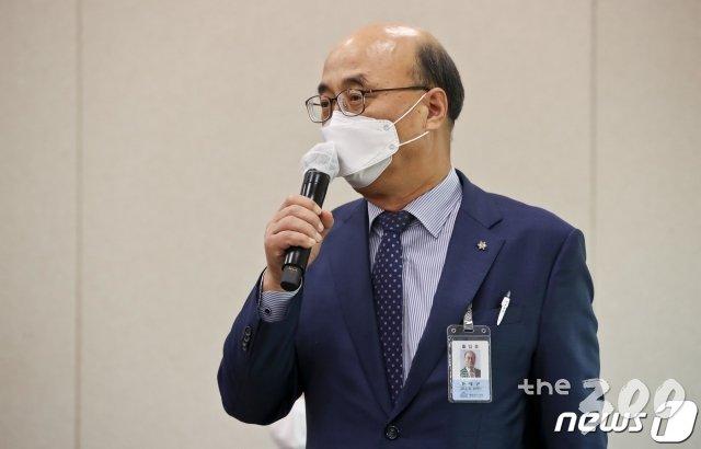 [300어록]'동문서답' 문태곤 강원랜드 사장