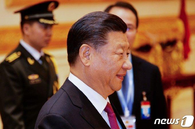 시진핑 중국 국가주석.© AFP=뉴스1