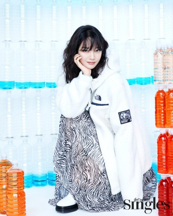 배우 신민아/사진제공=싱글즈