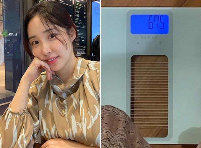 방송인 최희/사진=최희 인스타그램
