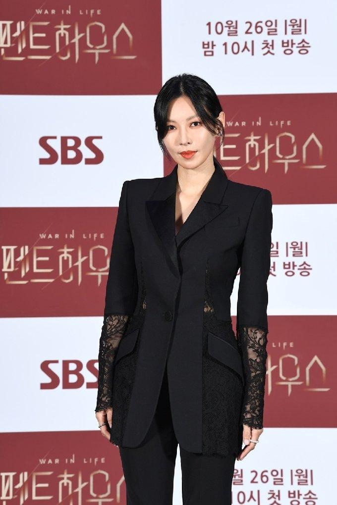 배우 김소연/SBS '펜트하우스' 제공© 뉴스1