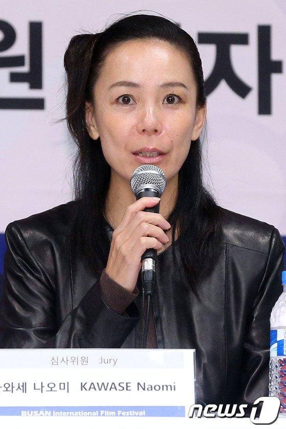 가와세 나오미 감독 © 뉴스1