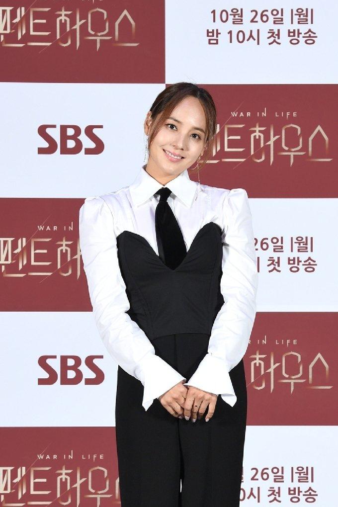 배우 유진/SBS '펜트하우스' 제공© 뉴스1