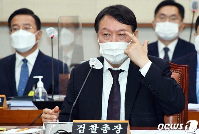 윤석열 검찰총장/사진=뉴스1