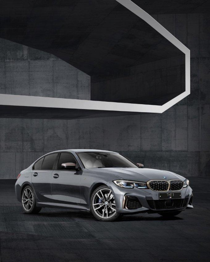 BMW 창립 25주년 온라인 한정 에디션 3종 출시