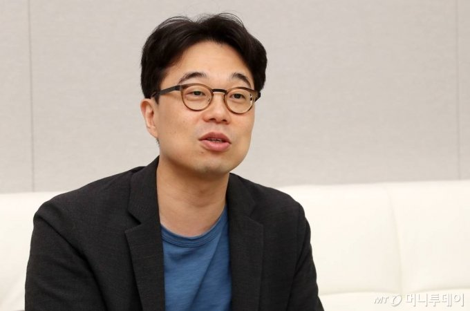 최준철 VIP자산운용 대표 인터뷰 /사진=김휘선 기자