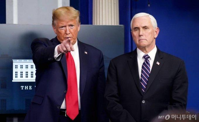 트럼프-바이든 / 사진제공=로이터