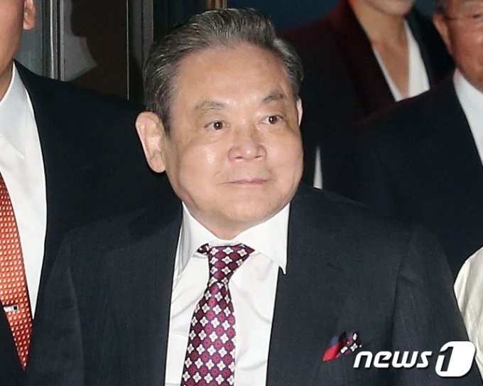 25일 별세한 이건희 삼성전자 회장 /사진=뉴스1