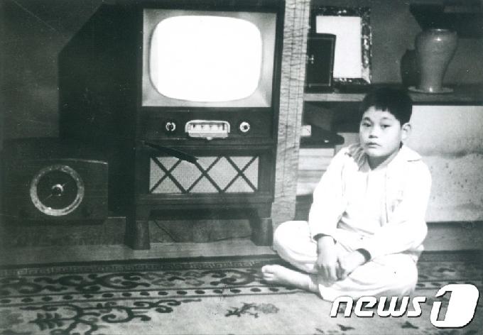 [사진] 故 이건희 삼성그룹 회장 유년 시절