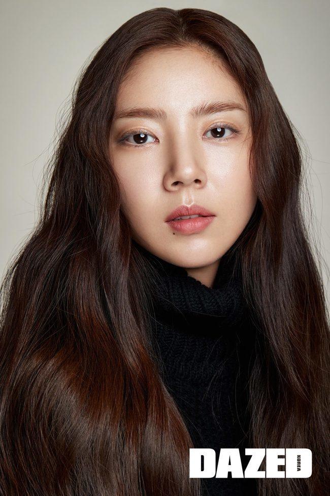 가수 겸 배우 손담비/사진제공=데이즈드 11월호