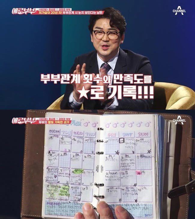 /사진=채널A '애로부부' 방송 화면 캡처