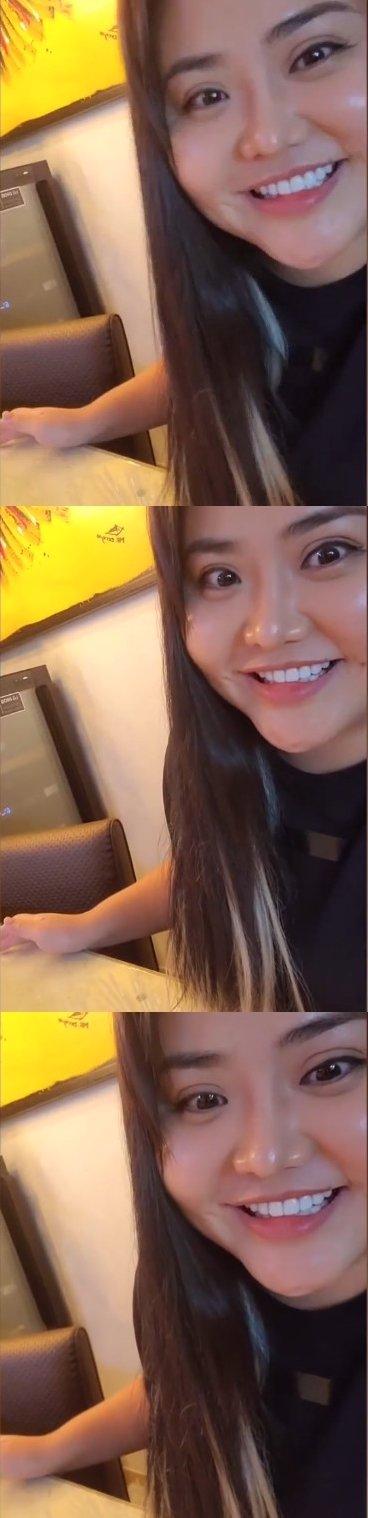 홍선영 인스타그램 © 뉴스1