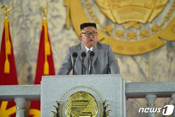 김정은 북한 국무위원장 / 사진=노동신문(뉴스1)