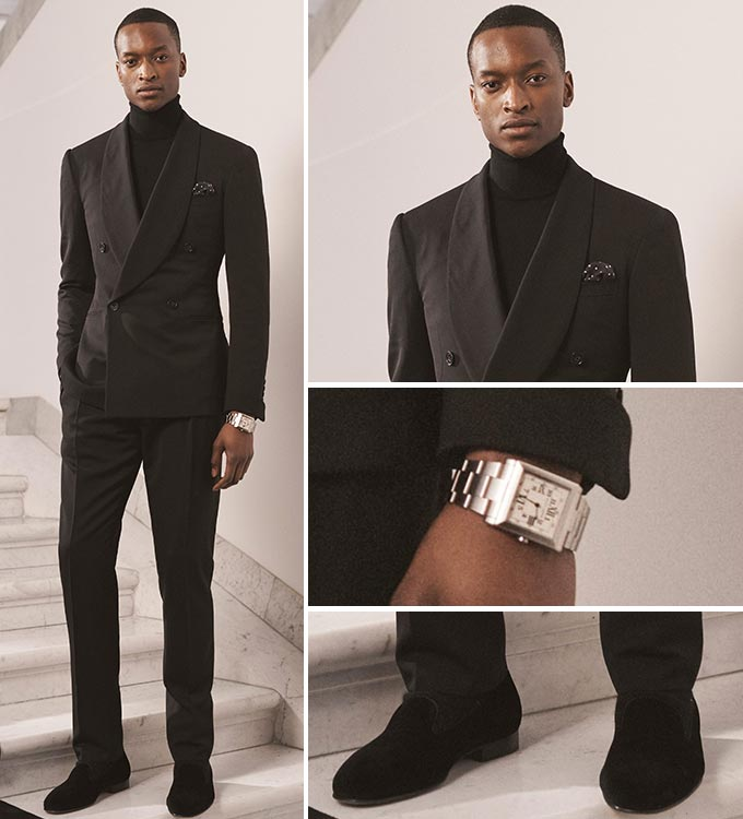 랄프 로렌 2020 F/W 남성복 컬렉션/사진=랄프 로렌