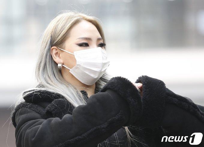 투애니원 출신 가수 씨엘(CL)© News1