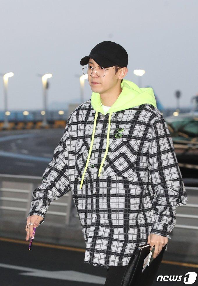 엑소(EXO) 찬열© News1