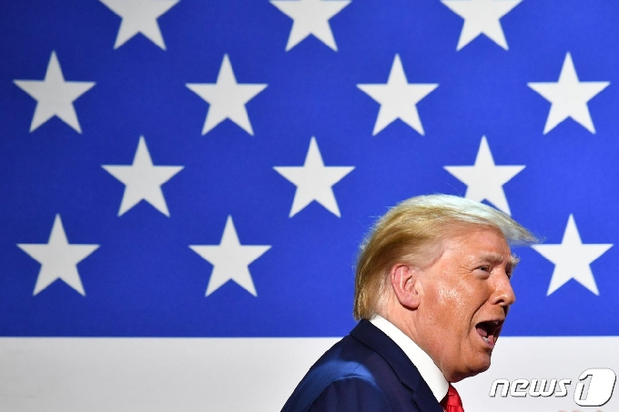 트럼프, 美 3분기 GDP 성장에 환호