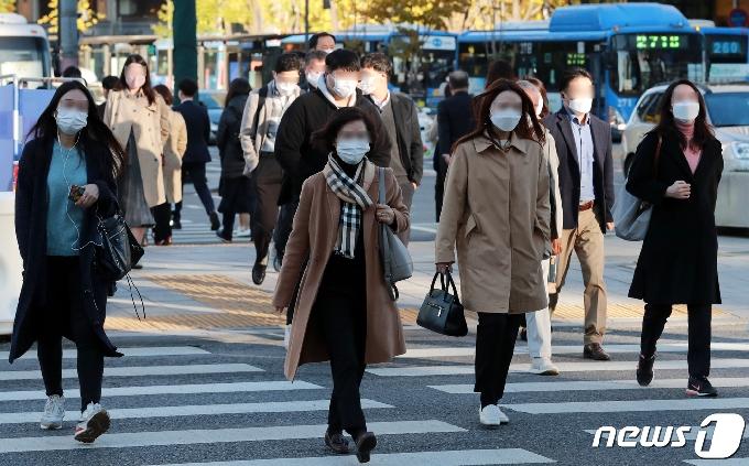[오늘의 날씨] 경기(30일, 금)…출근길 '쌀쌀'