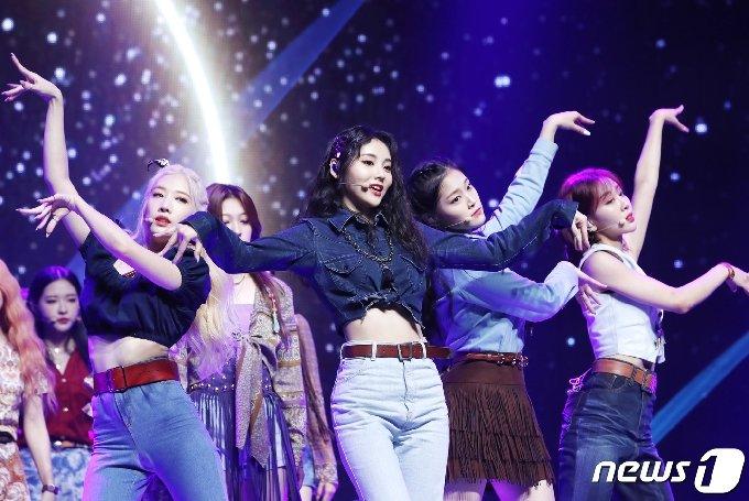 그룹 이달의 소녀의 진솔 © News1