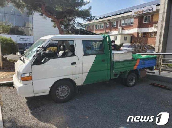 만취 상태로 고속도로에서 광란의 질주를 벌인 40대가 총격 추격전 끝에 경찰에 붙잡혔다.(전북경찰청 제공)2020.11.02/© 뉴스1