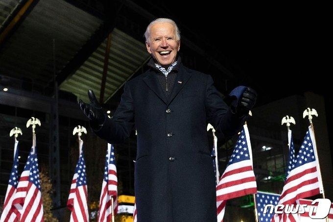 조 바이든 미국 민주당 대선후보 © AFP=뉴스1 © News1 우동명 기자