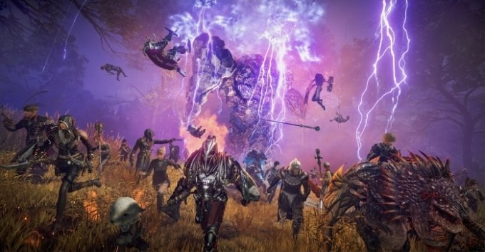 PC MMORPG '엘리온'